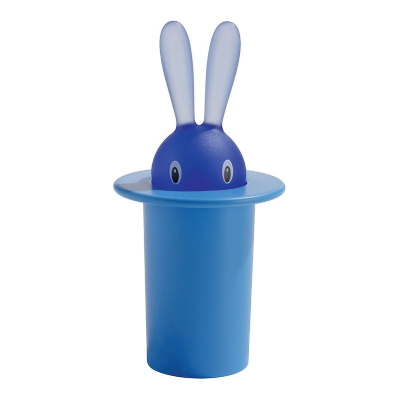 Green by Alessi Magic Bunny Magnet Color