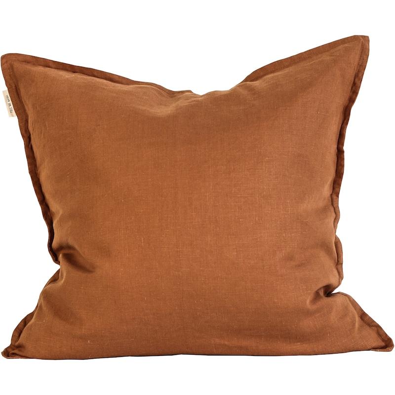 Pillow Case Linen 50x50 Tell Me More