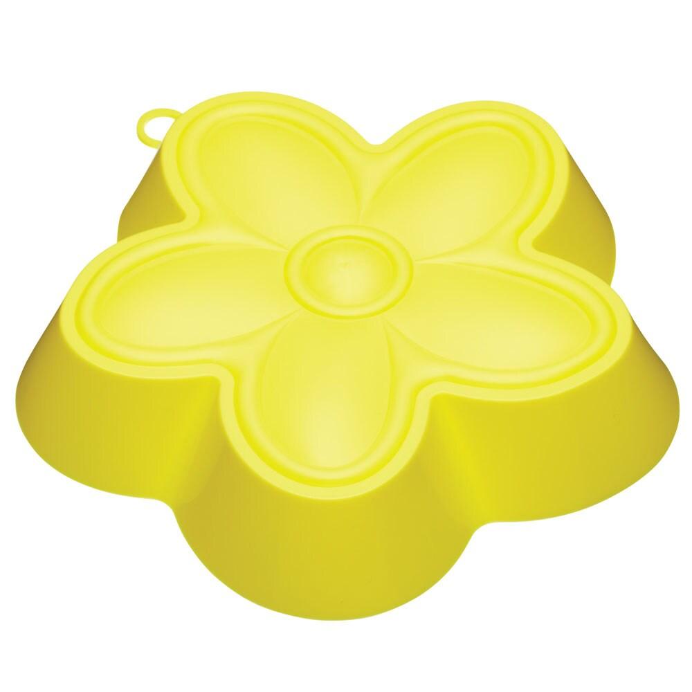 Let S Make Plastic Jelly Mould Flower Kitchen Craft