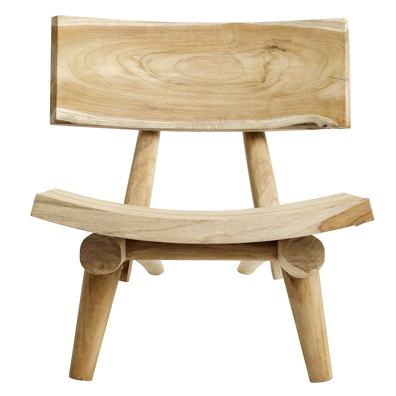 Dakota Chair Teak Muubs Royaldesign Co Uk