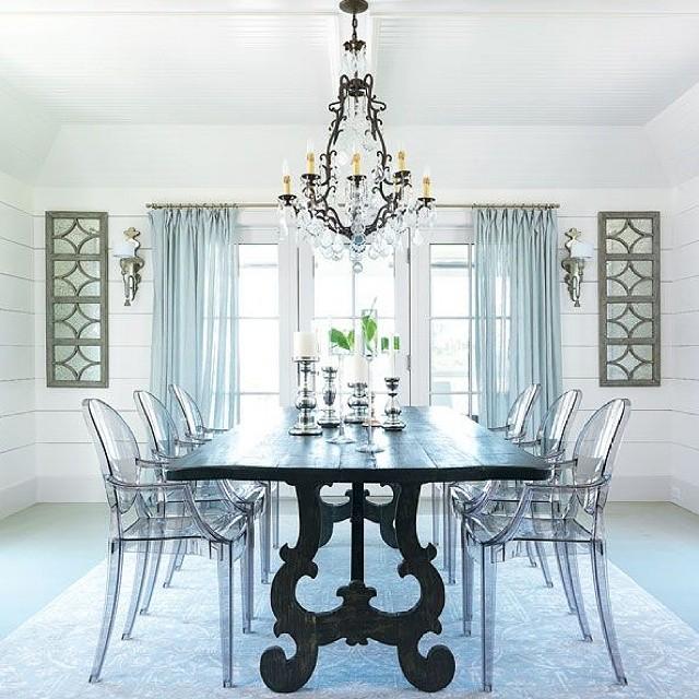 louis ghost chair crystal philippe starck kartell royaldesign