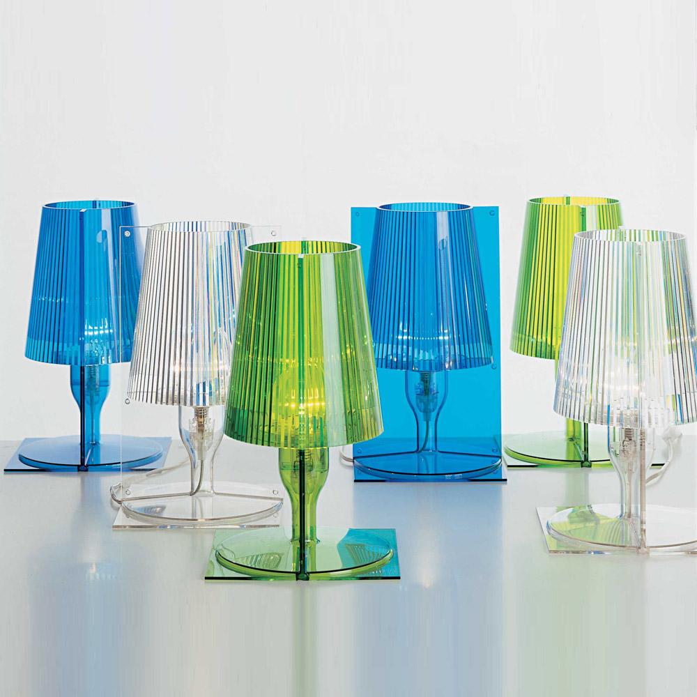 Take Lamp Crystal Ferruccio Laviani Kartell