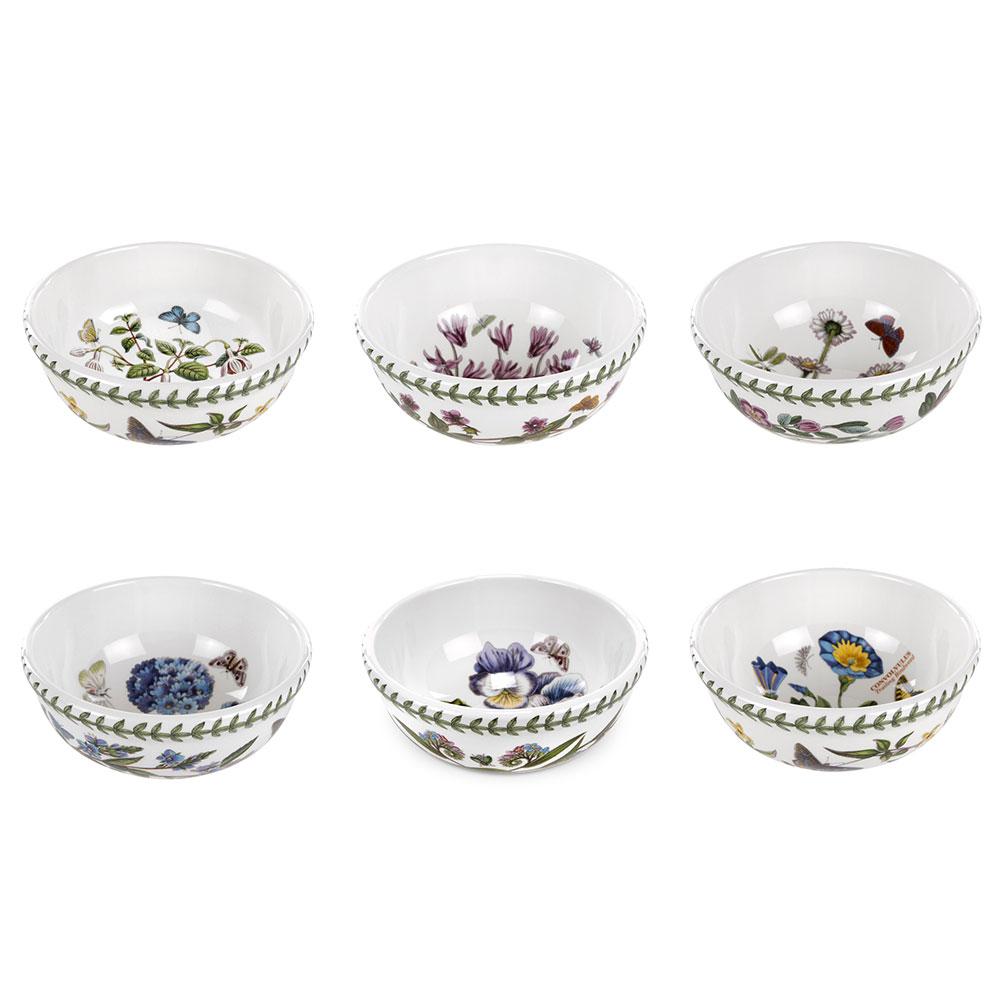 Botanic Garden Fruit Salad Bowl Set Of 6 Susan Williams