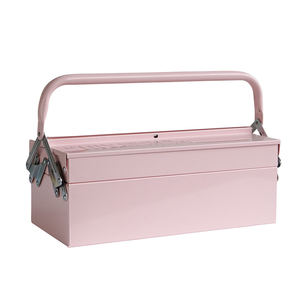 tool box dusty pink house doctor house doctor. Black Bedroom Furniture Sets. Home Design Ideas