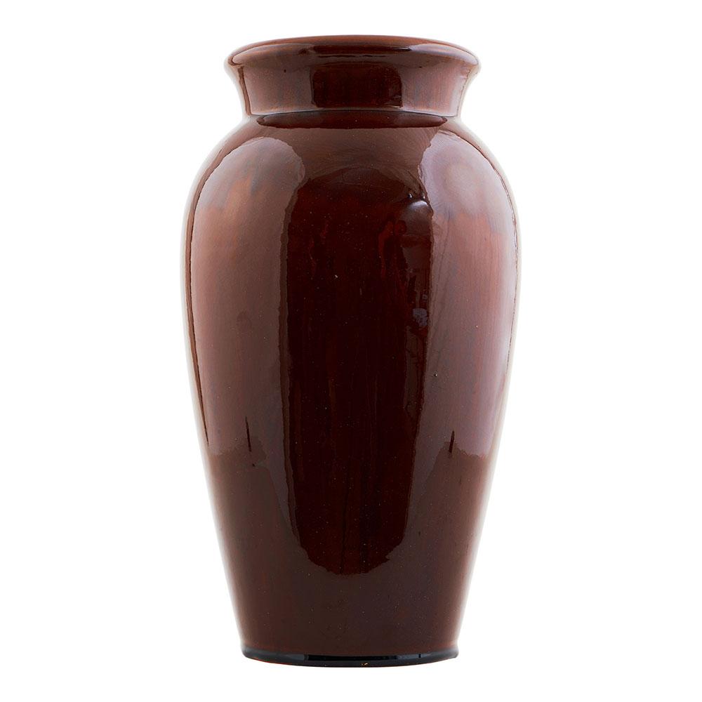 antique vase 35cm brown house doctor house doctor. Black Bedroom Furniture Sets. Home Design Ideas
