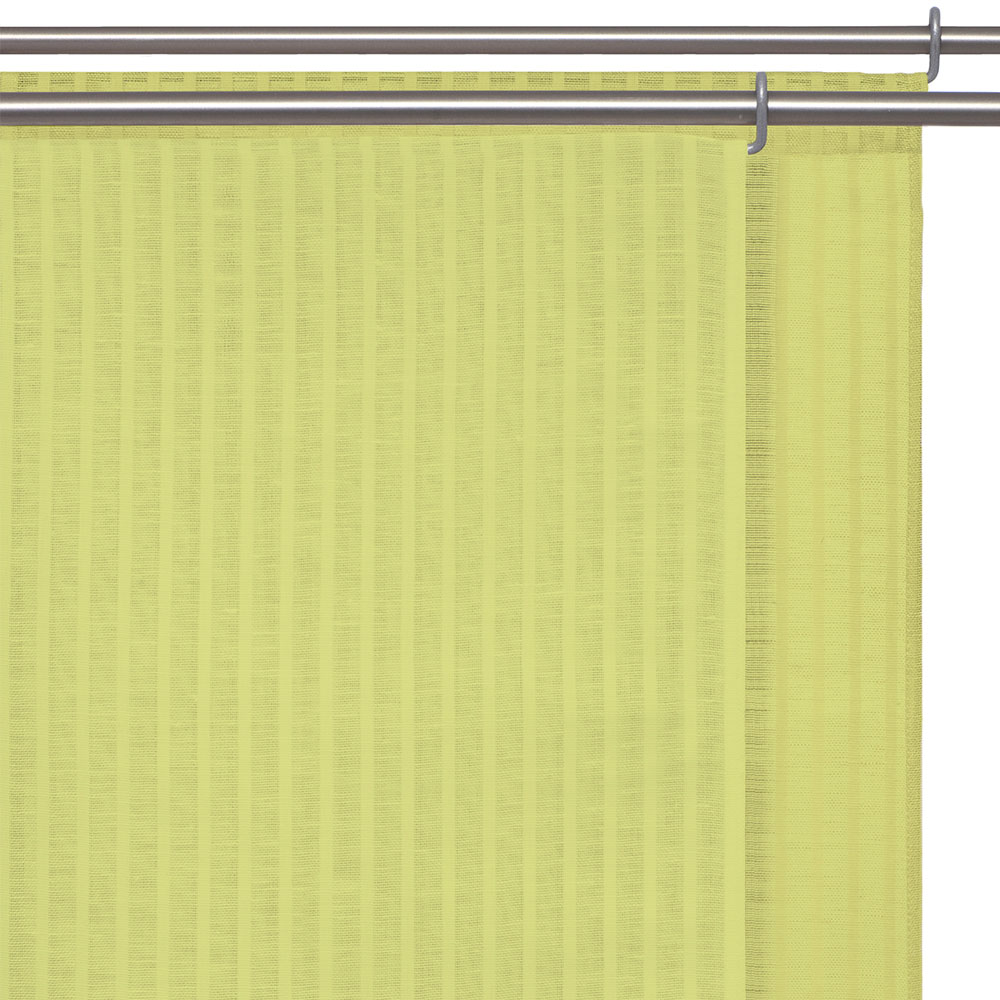 lime green curtains eyelet pencil pleat tab top