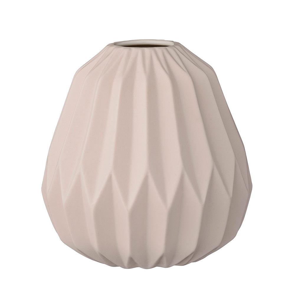 bloomingville vase 15 5cm nude bloomingville bloomingville. Black Bedroom Furniture Sets. Home Design Ideas