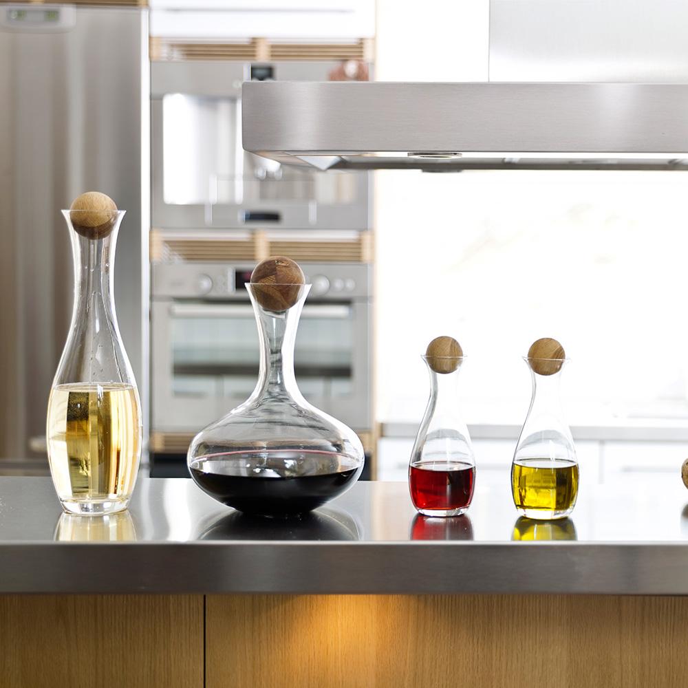 oil vinegar bottle set of 2 sagaform design group sagaform. Black Bedroom Furniture Sets. Home Design Ideas